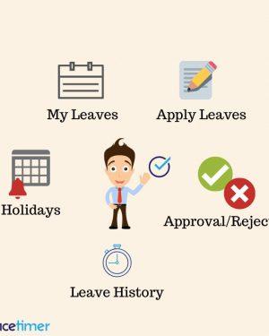 Leave Application Management System
