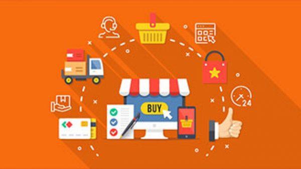 Online Responsive Multi-vendor Marketplace
