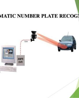 Vehicle number plate Recognition