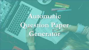 QB and Paper Generation System